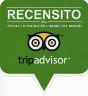 Recensito su Trip Advisor